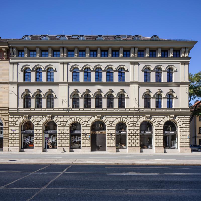 Das Ludwigpalais -