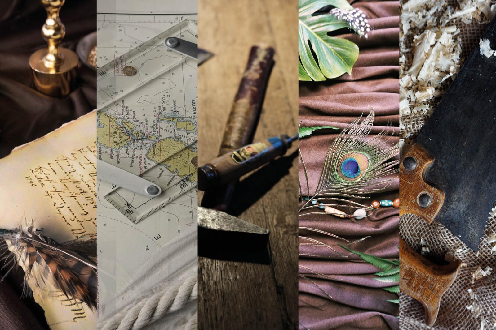 Jede der fünf neuen Kollektionen von Schotten & Hansen erzeugt ein spezielles Ambiente.